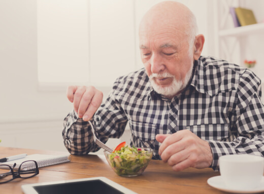 Healthy Diet Tips for Seniors