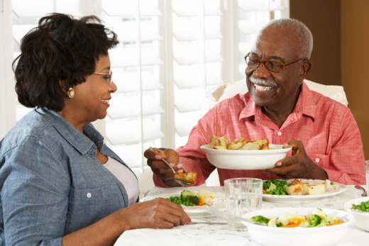 Nutrition Reminders for Seniors with Heart Failure