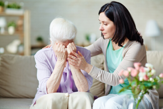 Elder Abuse: Types and Prevention