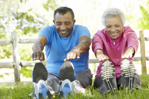 Healthy Lifestyle for Elders with Hypertension