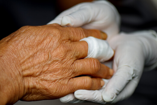 Wound Care for Seniors