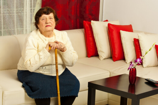 Why Is Senior Isolation Dangerous?